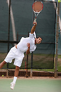 OC Tennis vs Oklahoma Baptist.April 5, 2007