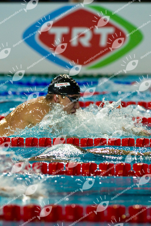 .FINA World Short Course Swimming Championships.Istanbul Turkey 12 - 16 Dec. 2012.Day 01.Photo G.Scala/Deepbluemedia/Inside