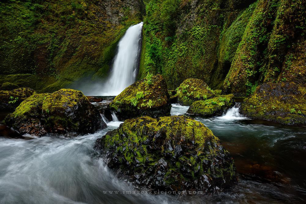 Columbia Gorge National Scenic Area, Oregon