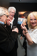 BILL WYMAN; KEN FOLLETT; EVA HAROLD, BILL WYMAN - REWORKED' , Photographs by Bill Wyman and reworks by Gerald Scarfe, Pam Glew, Dale Marshall, Penny and James Mylne, Rook & Raven Gallery: 7-8 Rathbone Place, London. 26 February 2013