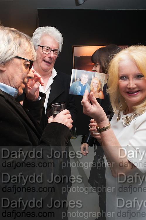BILL WYMAN; KEN FOLLETT; EVA HAROLD, BILL WYMAN - REWORKED' , Photographs by Bill Wyman and reworks by Gerald Scarfe, Pam Glew, Dale Marshall, Penny and James Mylne, Rook & Raven Gallery: 7-8 Rathbone Place, London. 26 February 2013