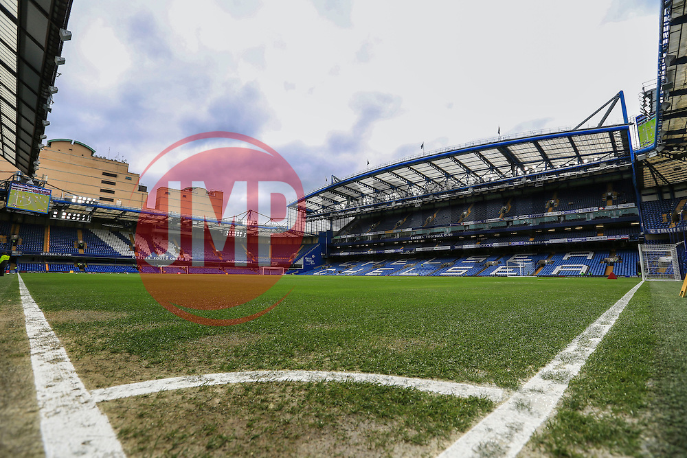 Stamford Bridge - Mandatory byline: Jason Brown/JMP - 19/03/2016 - FOOTBALL - London, Stamford Bridge - Chelsea v West Ham United - Barclays Premier League
