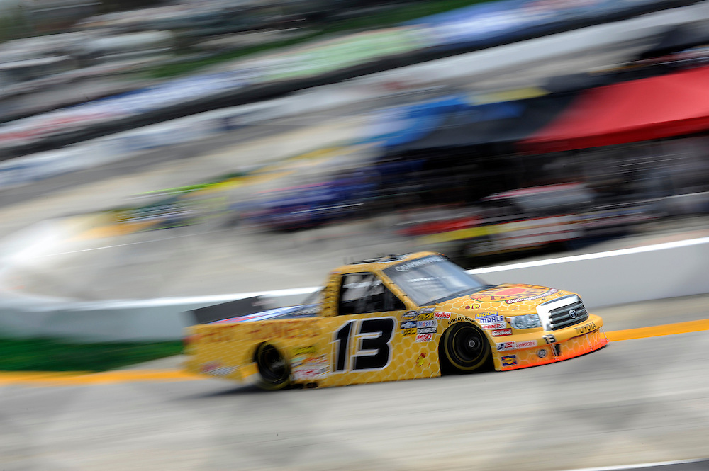 30-31 March, 2012, Martinsville, Virginia USA.Johnny Sauter.(c)2012, Scott LePage.LAT Photo USA
