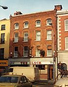 Old Dublin Amature Photos February 1984 WITH, Dominick St Church, Granby Lane, Ranalagh, Narrow Door, Nurses Home, James Hospital,  Thomas St, Ardee St, Fiat Van toyota corrola 20