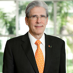 Sixth President of the University of Miami