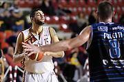 Aristide Landi<br /> Unicusano Roma - Benacquista Assicurazioni Latina<br /> Campionato Basket LNP 2016/2017<br /> Roma 06/11/2016<br /> Foto Ciamillo-Castoria