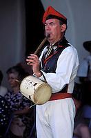 Folk musician -Majorque island -Baleares -Spain