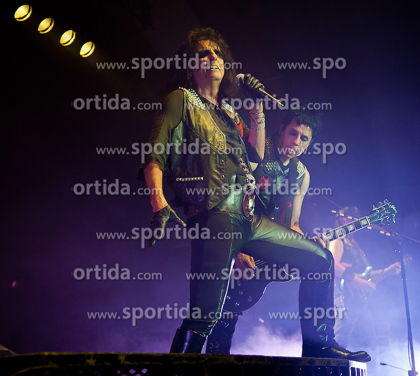 17.10.2011, Schwarzlsee Unterpremstaetten, Graz, AUT, Konzert von Alice Cooper, im Bild Alice Cooper, EXPA Pictures © 2011, PhotoCredit: EXPA/ Erwin Scheriau