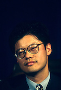 Jerry Yang, founder of Yahoo June 4, 1997 in Washington, DC.
