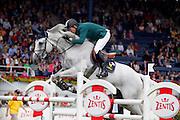 Dermott Lennon - Ace High Mike<br /> World Equestrian Festival, CHIO Aachen 2012<br /> © DigiShots
