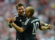 Fussball Bundesliga 2012/13 Supercup: FC Bayern Muenchen - Borussia Dortmund