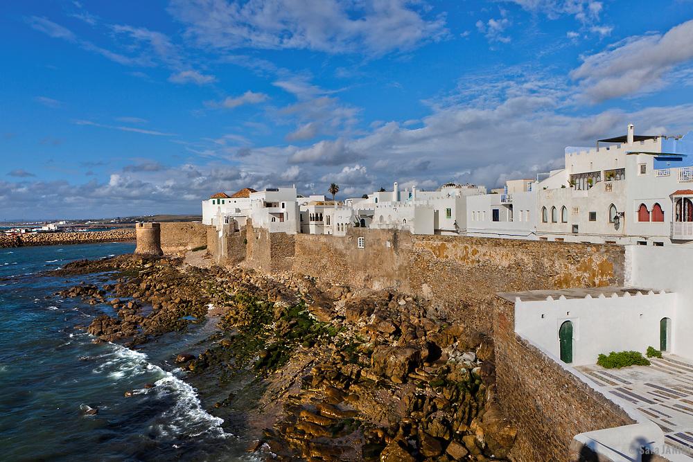 Asilah, Morocco, Africa