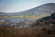 A view over Bethesda. Energy Local Bethesda, North Wales. © Andy Aitchison / Ashden