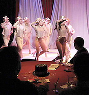 'Broadway's Greatest Hits' was one of the entertainment choices at the 2007 Arts Gala at Wright State University, Saturday evening..