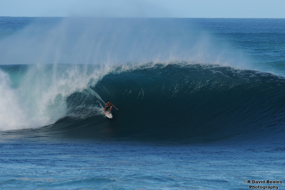 Bonzai Pipeline, North Shore