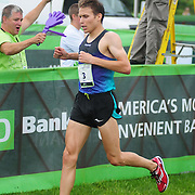 SOUTH PORTLAND, Maine -- 8/2/14<br /> <br /> Bib #           <br /> Runner Name: <br /> <br /> The Beach to Beacon, a 10k road race through the streets of Cape Elizabeth and South Portland Maine, brought world class athletes together with more than 2000 runners from all over the world. Weather was humid and grey, but the rain mostly held off through the day.  Photo  ©2014 by Roger S. Duncan