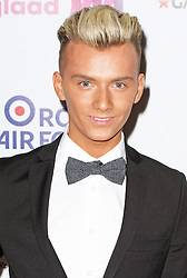 © Licensed to London News Pictures. 25/04/2014, UK. Harry Derbidge. The Out In The City & g3 Readers Awards, The Landmark Hotel, London UK, 25 April 2014. Photo credit : Brett D. Cove/Piqtured/LNP