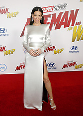 'Ant-Man And The Wasp' Los Angeles Premiere - Red Carpet 06-25-2018