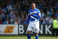 Photo: Pete Lorence.<br />Macclesfield Town v Notts County. Coca Cola League 2. 05/05/2007.<br />Paul Ince during the match.