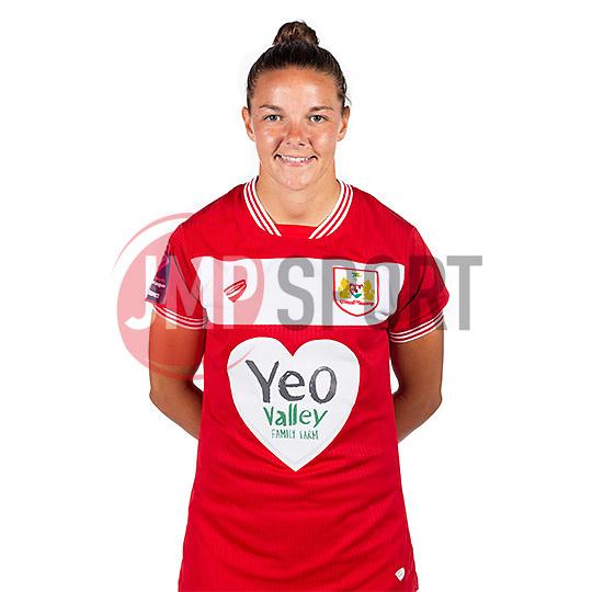 Loren Dykes - Ryan Hiscott/JMP - 16/08/2018 - FOOTBALL - Ashton Gate - Bristol, England - Bristol City Women's Media Day
