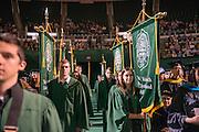 Graduate Commencement. Photo by Ben Siegle