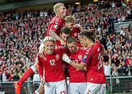 07 Jun 2019 Danmark - Irland