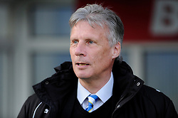 Bristol Rovers Director of Football, John Ward - Photo mandatory by-line: Dougie Allward/JMP - Mobile: 07966 386802 01/04/2014 - SPORT - FOOTBALL - Bury - Gigg Lane - Bury v Bristol Rovers - Sky Bet League Two
