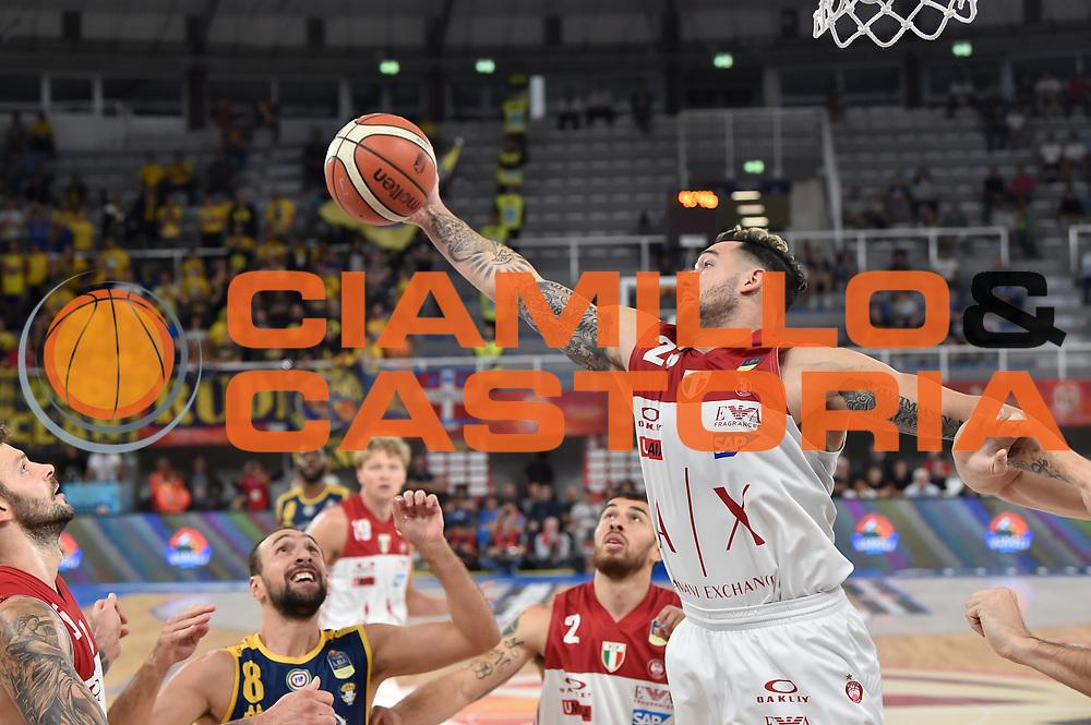 Burns Christian<br /> FIAT Torino - AX Armani Exchange Milano<br /> Zurich Connect Supercoppa 2018 - Finale -<br /> Legabasket Serie A 2018-2019<br /> Brescia 29/09/2018<br /> Foto M.Matta/Ciamillo &amp; Castoria