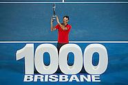 2015 Brisbane International ATP 250 Tennis Tournamant