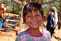 Girl in Yapiroa, Charagua, Santa Cruz, Bolivia