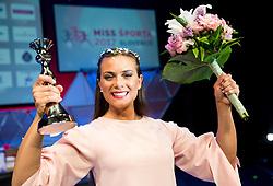 Winner Manca Šepetavc during Miss sports event, on April 22, 2017 in Cankarjev dom, Ljubljana, Slovenia. Photo by Vid Ponikvar / Sportida