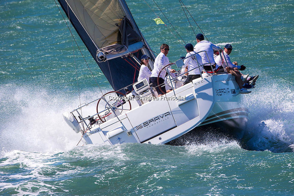 Sealink Magnetic Island Race week 2016<br /> 5/9/2016<br /> ph. Andrea Francolini<br /> BRAVA