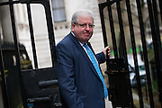 UNITED KINGDOM, London: 1 March 2016. Transport Secretary Patrick Mcloughlin arrives in Downing Street to attend Cabinet meeting in central London.  Pic by Andrew Cowie / Story Picture Agency