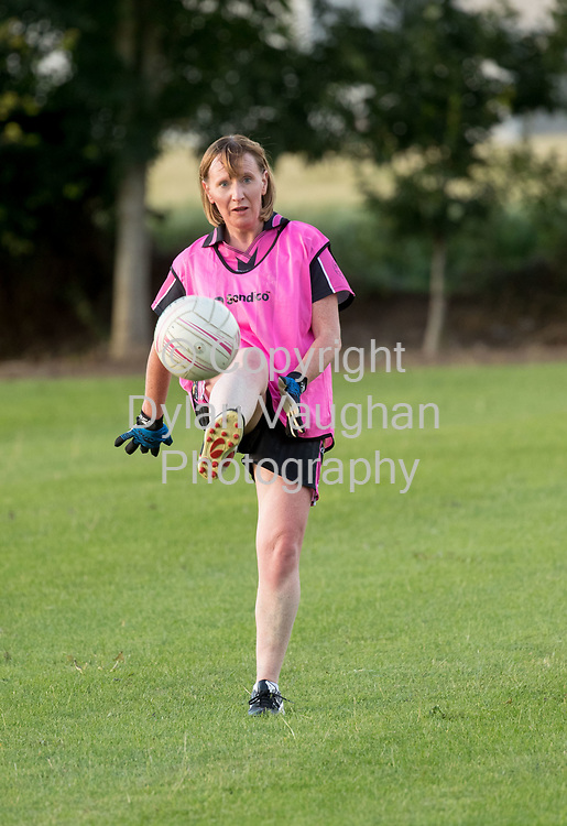 13-7-17<br /> The Ladies football team pictured at Conahy Shamrocks.<br /> <br /> Pictured is Joanne Lawlor.<br /> <br /> Picture Dylan Vaughan.