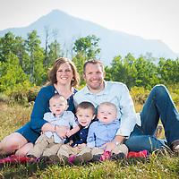 Mendenhall - Family Portrait 2014