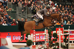 Weishaupt Philipp, (GER), Liberty Son<br /> Longines FEI World Cup presented by Sparkasse<br /> Sparkasen Cup-Grand Prix of Leipzig<br /> CSIO Leipzig 2016<br /> © Hippo Foto - Stefan Lafrentz