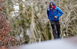 06.01.2014, Paul Ausserleitner Schanze, Bischofshofen, AUT, FIS Ski Sprung Weltcup, 62. Vierschanzentournee, Probesprung, im Bild Gregor Schlierenzauer (AUT) // Gregor Schlierenzauer (AUT) during Trial Jump of 62nd Four Hills Tournament of FIS Ski Jumping World Cup at the Paul Ausserleitner Schanze, Bischofshofen, Austria on 2014/01/06. EXPA Pictures © 2014, PhotoCredit: EXPA/ JFK