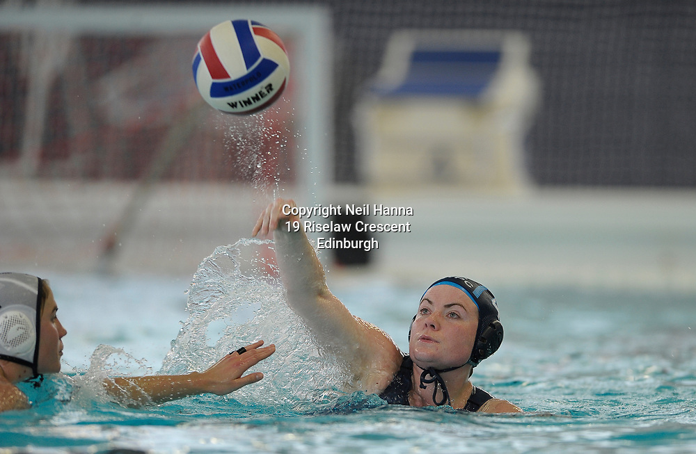 Water Polo Cup Finals Day<br /> <br /> Women&rsquo;s Graz Trophy<br /> <br /> Edinburgh Uni vs Dunfermline<br /> <br />  Neil Hanna Photography<br /> www.neilhannaphotography.co.uk<br /> 07702 246823