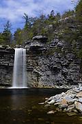Waterfall, Minnewaska State Park, NY