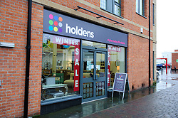 Pictured is the outside of Holdens new premises made possible with funding support from Yorkshire Bank<br /> <br /> Nottinghamshire furniture retailer Holdens has upgraded its premises and opened a new 7,000 square foot flagship store with funding support from Yorkshire Bank.  As the same time, Jonathan and Marion Holden are passing the running of the firm to their daughters Emma and Katie who will become the fourth generation to run the company.<br /> <br /> Date: January 22, 2016<br /> Picture: Chris Vaughan/Chris Vaughan Photography