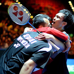 All England Open Badminton Championship | Birmingham | 9 March 2014
