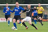 Leeuwarder Zwaluwen - Blauw Wit '34 (12-09-2015)