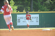 Lafayette High's Moesha Phillips vs. West Lauderdale in MHSAA Class 4A playoff action in Oxford, Miss. on Friday, May 2, 2014.