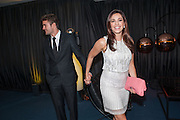 THOM EVANS; KELLY BROOK, 2012 GQ Men of the Year Awards,  Royal Opera House. Covent Garden, London.  3 September 2012