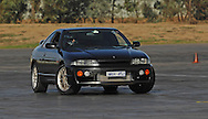 Antony Ivancic.Nissan Skyline R33 GTST.SAU Deca Motorkhana sponsored by Micolour.Shepparton, Victoria .23rd of May 2009.(C) Joel Strickland Photographics.Use information: This image is intended for Editorial use only (e.g. news or commentary, print or electronic). Any commercial or promotional use requires additional clearance.