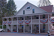 Northcentral Pennsylvania, Waterville Tavern, Pine Creek, Waterville, Lycoming County, PA