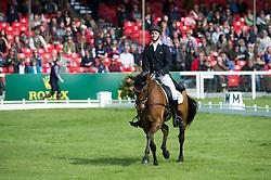 Ugolotti Giovanni, (ITA), Stilo Kontika<br /> Dressage <br /> Mitsubishi Motors Badminton Horse Trials - Badminton 2015<br /> © Hippo Foto - Jon Stroud<br /> 07/05/15