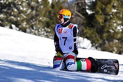 World Cup Banked Slalom, CAVICCHI Roberto, ITA at the 2016 IPC Snowboard Europa Cup Finals and World Cup