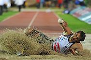 STELLENBOSCH, South Africa - Monday 15 April 2013, Willem Coertzen , decathlete and Olympian, during the Varsity Athletics meeting at the University of Stellenbosch's Coetzenburg stadium..Photo by Roger Sedres/ ImageSA