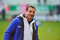 Fabrice LANDREAU - 14.03.2015 - Stade Francais / Grenoble -  20eme journee de Top 14<br /> Photo : David Winter  / Icon Sport<br /> <br />   *** Local Caption ***